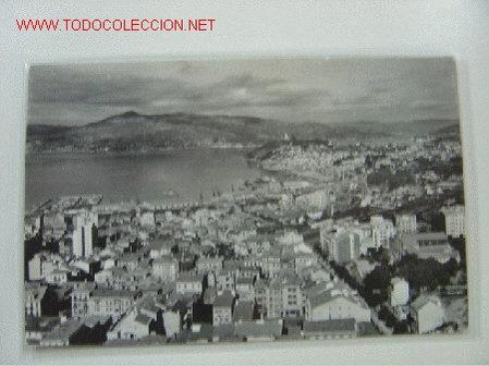 VIGO VISTA PARCIAL (Postales - España - Galicia Antigua (hasta 1939))