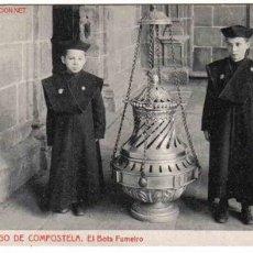Cartes Postales: SANTIAGO , CORUÑA , EL BOTAFUMEIRO. Lote 25487417
