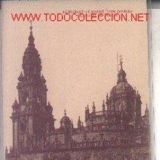 Postales: 7-A154. SANTIAGO CATEDRAL.TORRE DEL RELOJ. Lote 6513600