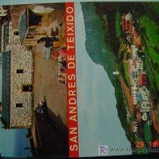 Postales: 1552 SAN ANDRES DE TEIXIDO A CORUÑA MIRA MAS EN MI TIENDA TC COSAS&CURIOSAS. Lote 3519251