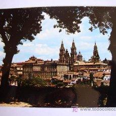 Postales: SANTIAGO DE COMPOSTELA. VISTA PARCIAL.. Lote 4412947