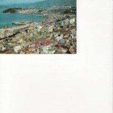 Postales: POSTAL DE VIGO. VISTA PARCIAL.CIRCULADA EN 1965. Lote 5376979