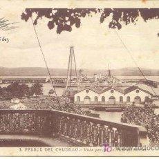 Postales: POSTAL DEL FERROL DEL CAUDILLO -VISTA PARCIAL DEL ARSENAL MILITAR. Lote 9353696