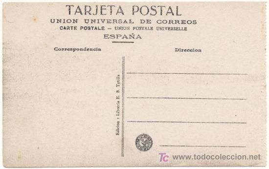 Postales: reverso - Foto 2 - 12894269
