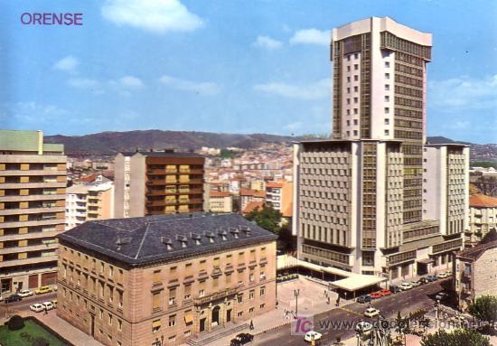 Ourense edificio la torre inmueble emblem tico page for Oficinas abanca ourense