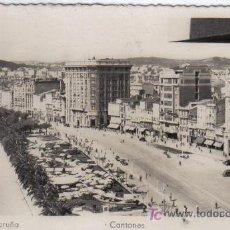 Postales: 154 - LA CORUÑA - CANTONES - ED. ARRIBAS. Lote 26681546