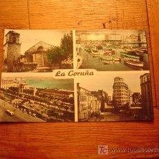 Postales: POSTAL DE LA CORUÑA.. Lote 6407091