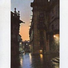 Postales: SANTIAGO DE COMPOSTELA 2 TARJETAS. Lote 6464660