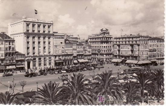 LA CORUÑA. CANTONES DE JOSE ANTONIO. (Postales - España - Galicia Moderna (desde 1940))