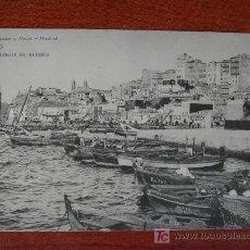 Postales: VIGO - RIBERA DE BERBÉS. Lote 7711092
