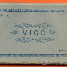 Postales: 36011 COLECCION DE 10 POSTALES DE VIGO. Lote 27224531