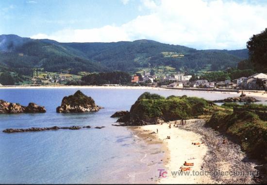 Vivero viveiro lugo vista de la playa de co comprar for Viveros en lugo