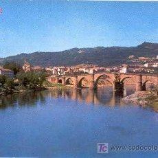 Postales: ORENSE - PUENTE ROMANO. Lote 17653997