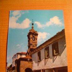 Postales: POSTAL SANTIAGO DE COMPOSTELA IGLESIA DE SANTA MARIA SALOME. Lote 7078618