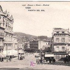 Postal antigua galicia vigo puerta del sol ho comprar postales antiguas de galicia en - Hotel puerta del sol vigo ...