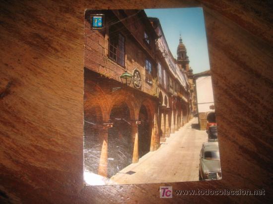 SANTIAGO DE COMPOSTELA RUA DEL VILLAR (Postales - España - Galicia Moderna (desde 1940))