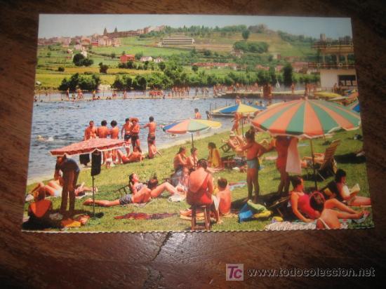 LUGO PLAYA FLUVIAL (Postales - España - Galicia Moderna (desde 1940))