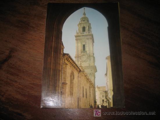 LUGO TORRE DE LA CATEDRAL (Postales - España - Galicia Moderna (desde 1940))