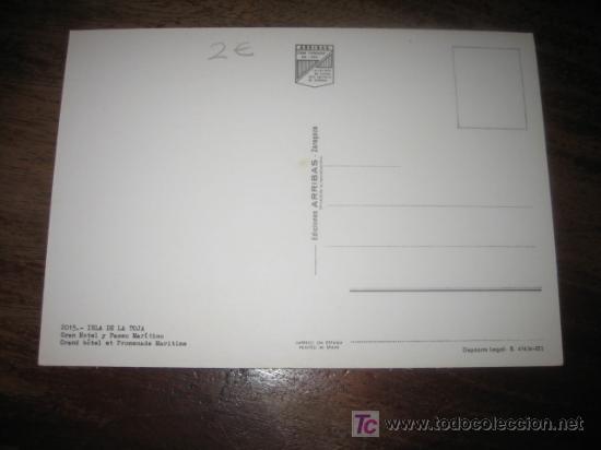Postales: ISLA DE LA TOJA - Foto 2 - 7449724