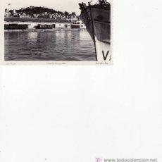Postales: VIGO Nº 157 DETALLE DEL PUERTO. NO CIRCULADA. EDICIONES ARRIBAS. Lote 19566982