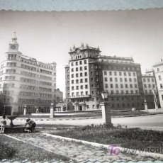 Postales: ANTIGUA POSTAL DE EL FERROL - PLAZA DE ESPAÑA - CIRCULADA . Lote 12705401