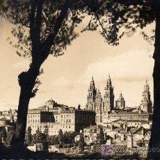 Postales: SANTIAGO DE COMPOSTELA. Lote 12578543