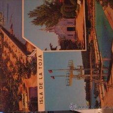 Postales: LA TOJA PONTEVEDRA. Lote 8167287