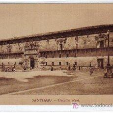 Postales: SANTIAGO - HOSPITAL REAL - GRÁFICAS VILLARROCA, S.A.. Lote 26056322