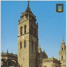 Postales: TARJETA POSTAL DE LUGO CATEDRAL GALICIA. Lote 9405114