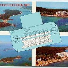 Postales: LA TOJA. PONTEVEDRA.. Lote 1907801