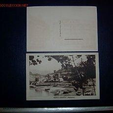 Postales: PUENTE SAMPAYO - PONTEVEDRA - EDI FOURNIER VITOSIA - SIN CIRCULAR - PUENTES. Lote 144548417