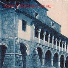 Postales: TARJETA POSTAL ANTIGUA DE PONTEVEDRA Nº 5. PARTE DEL MONASTERIO DE LÉREZ. Lote 19108796