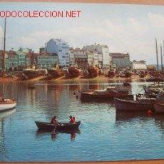 Postales: LA CORUÑA- LA DÁRSENA. Lote 16844180