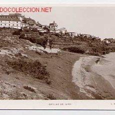 Postais: TUY. PONTEVEDRA. ORILLAS DEL MIÑO. L. ROISIN, FOT. SIN CIRCULAR. Lote 2996153