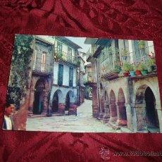 Postales: RIBADAVIA LA MAGDALENA,EDICIONES LA REGION ORENSA. Lote 9891966