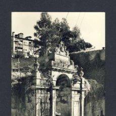 Postales: POSTAL DE ORENSE: FUENTE DE LAS BURGAS (EXCL.LA REGION NUM. 1005). Lote 10136885