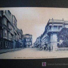 Postales: POSTAL FERROL: CAPITANIA GENERAL DE LOS CANTONES. Lote 10160756
