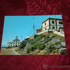 Postales: FINISTERRE FARO ,GARCIA GARRABELLA. Lote 10238538