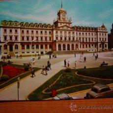 Postales: POSTAL FERROL DEL CAUDILLO PALACIO MUNICIPAL SIN CIRCULAR. Lote 10368186