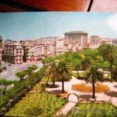 Postales: LA CORUÑA, PARQUE Y CANTON GRANDE. Lote 11006115