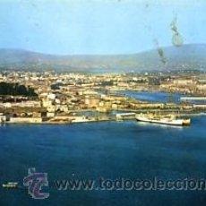 Postales: TARJETA POSTAL. GALICIA. LA CORUÑA. FERROL DEL CAUDILLO. 1964. Lote 11203003