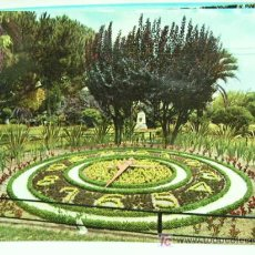 Postales: + LA CORUÑA AÑO 1964 JARDINES MENDEZ NUÑEZ CIRCULADA. ANTIGUA POSTAL. Lote 11428303