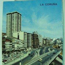 Postales: + LA CORUÑA HACIA 1970 VIADUCTO DEL GENERALISIMO SIN USAR. Lote 11428317