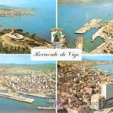 Postales: POSTALES ANTIGUAS GALICIA - VIGO - 1971 (POSTAL ESCRITA). Lote 23148738