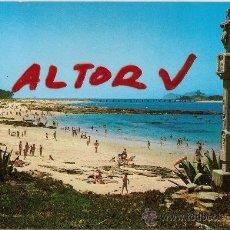 Postales: POSTAL A COLOR 3181 VIGO PLAYAS DE CORUJO POSTALES FAMA CIRCULADA 1979. Lote 11526964