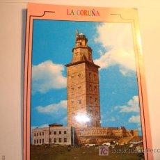 Postales: LA CORUÑA, GALICIA, TORRE DE HERCULES. Lote 11645576