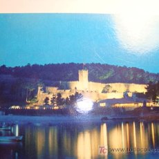 Postales: BAYONA LA REAL, PONTEVEDRA, GALICIA. Lote 11645618