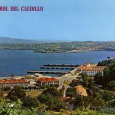 Postales: Nº 1165 POSTAL GALICIA EL FERROL DEL CAUDILLO. Lote 11808832
