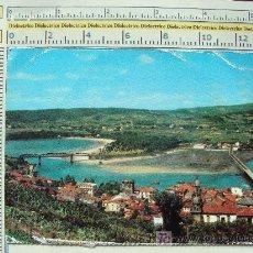 Postales: POSTAL DE GALICIA. EL FERROL DEL CAUDILLO. PUENTEDEUME. AÑOS 60. . 218. . Lote 12113157