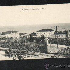 Postales: PRECIOSA POSTAL LA CORUÑA - SANATORIO DE OZA. Lote 27098612
